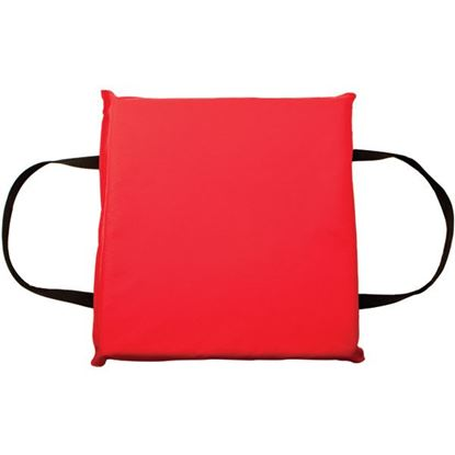 Picture of FTHR CUSHION RED