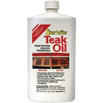 Picture of STBR TEAK OIL