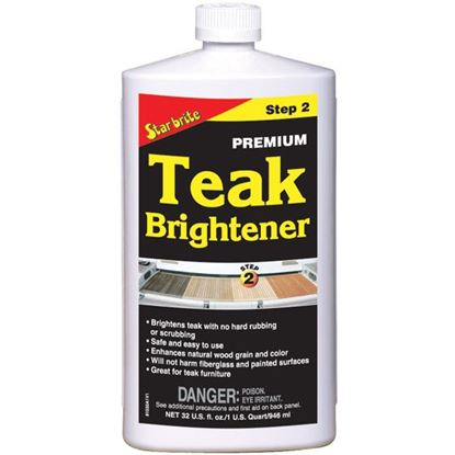Picture of STBR TEAK BRIGHTENER
