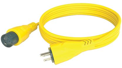 Picture of FURR 15A CORDSETS 50 FT YELLOW