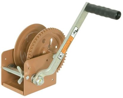 Picture of DUTT WINCH HAND BRZ 1602A