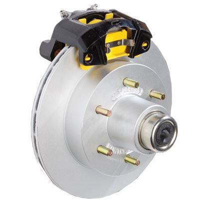 """Picture of DEXT TIED 12"""" VENTED HUB DISC"""