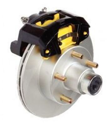 """Picture of DEXT TIED 10"""" VENTED HUB DISC"""