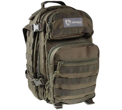 Picture of DDG SCOUT BACK PACK GREEN