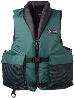 Picture of Full Throttle Vest Elite HNT Green S/M
