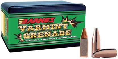 Picture of Barnes 22 Cal 36 GR Varm Gren 250