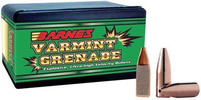 Picture of Barnes 22 Cal 50 GR Varm Gren 100