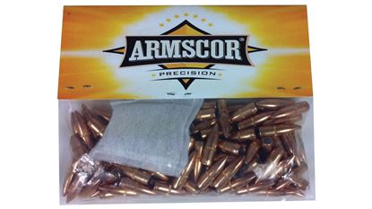 Picture of Armscor 223/5.56 55GR FMJ Bullet
