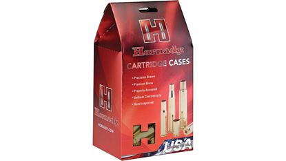 Picture of Hornady Case 30 Nosler Unprimed 20 Rd