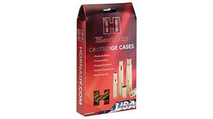 Picture of Hornady Case 28 Nosler Unprimed 20 Rd