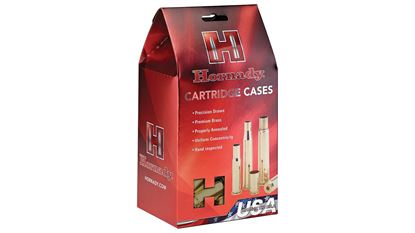 Picture of Hornady Case 224 Valkyrie Unprimed