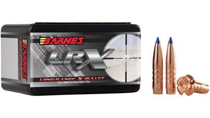 Picture of Barnes 22 Cal .224 77GR LRX BT