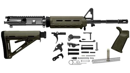"""Picture of DEL-TON 16"""" M4 Rifle Kit W/OD Green"""