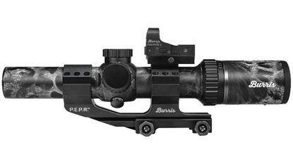 Picture of Burris Mtac 1X-4X-24mm Illum Fast Fire3