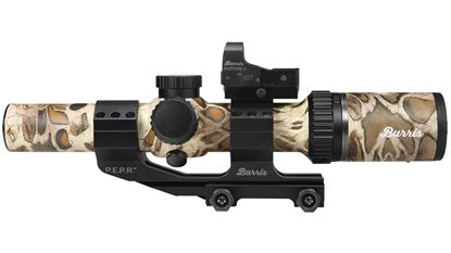 Picture of Burris Mtac 1X-4X-2mm Illum Fast Fire3