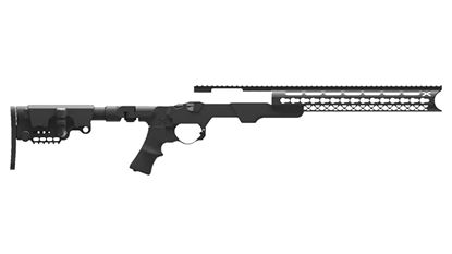 Picture of American Built Arms Mod-X Rifle System 308 Black Side