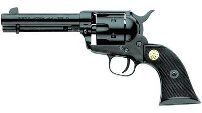 "Picture of Chiappa Firearms 1873 SA 17HMR Black 4.75"""