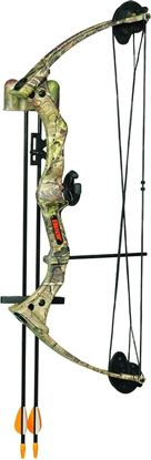Picture of Bear Archery AYS400CR Warrior Cam w/Biscuit Youth Bow