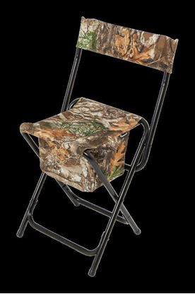 Picture of Ameristep AMEFT1001 High-Back Folding Chair Realtree Edge