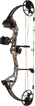 Picture of Bear Archery AV83B21007R Cruzer G2 RTH compound bow package RH 5-70lbs Realtree Edge