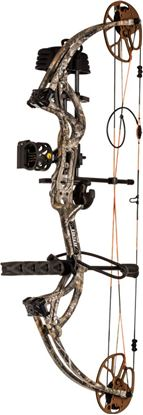 Picture of Bear Archery AV83B21007L Cruzer G2 RTH compound bow package LH 5-70lbs Realtree Edge