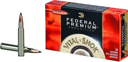 Picture of Federal Premium Trophy Copper Rifle
