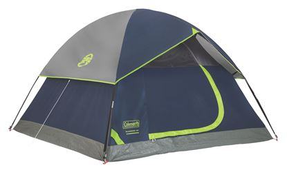 Picture of Coleman Tent Sundome 9 X 7 4 Person Navy/Grey
