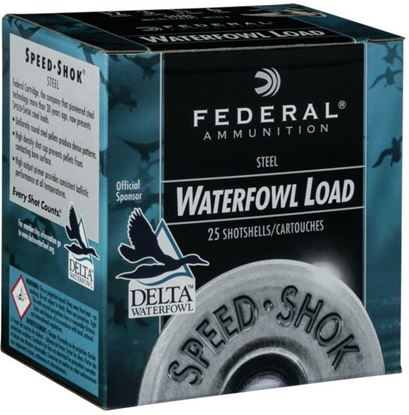 Picture of Federal Speed-Shok Steel Waterfowl