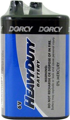 Picture of Dorcy 41-0800 Heavy Duty 6V Battery