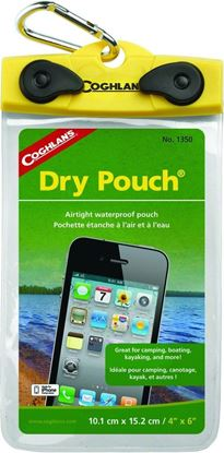 """Picture of Coghlans 1350 Dry Pouch 4""""x6"""" (079466)"""