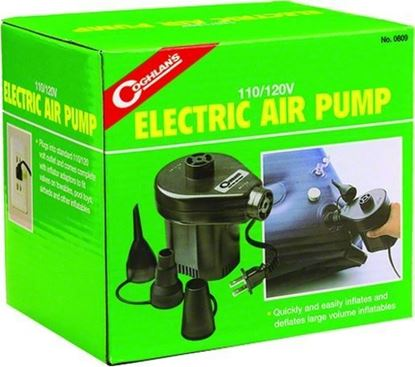 Picture of Coghlans 0809 110/120V Electric Air Pump