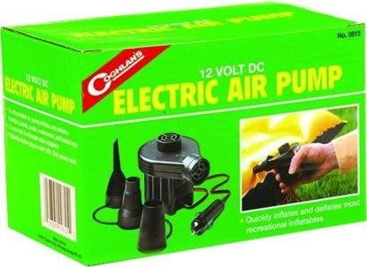 Picture of Coghlans 0815 12V DC Electric Air Pump (036685)