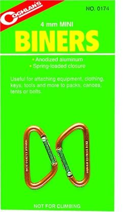 Picture of Coghlans 0174 Biners 4mm 2Pk