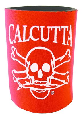 Picture of Calcutta CCCRD Can Cooler Red w/Wht Logo