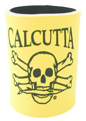 Picture of Calcutta CCCYL Can Cooler Yellow w/Blk Logo
