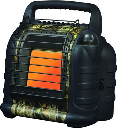 Picture of Mr Heater MH12HB Hunting Buddy 6-12,000 BTU Portable Not MA Approved