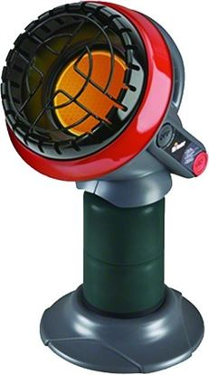 Picture of Mr Heater MH4B Little Buddy 3,800 BTU Portable Not MA Approved Outforseas