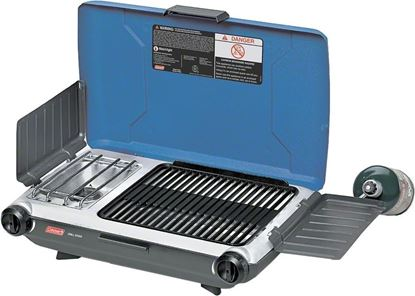 Picture of Coleman 2000020929 Propane Grill Stove H/T 2-Burner PerfectFlow
