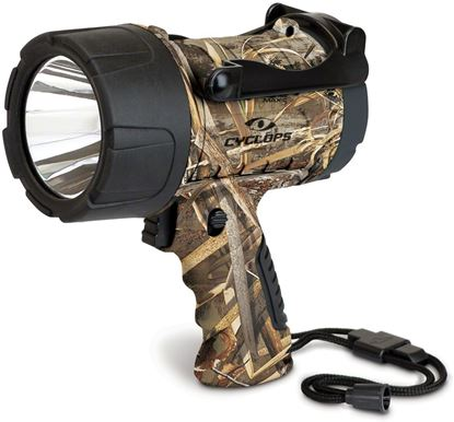 Picture of Cyclops CYC-350WPAA-RT 350 Lument Handheld Spotlight - AA Batteries - Real Tree MAX 5 Camo