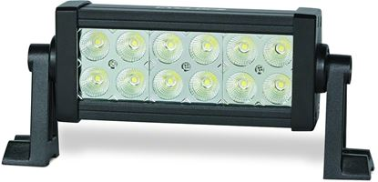 """Picture of Cyclops CYC-LBDR36-SM Dual Row Side Mount 36W LED Bar Light, 2700 Lumen, 12 LED's, Flood Beam, 7.5"""""""