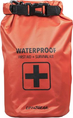 Picture of Dorcy 41-3820 Stormproof Dry Bag 130PC First-aid Survival Kit