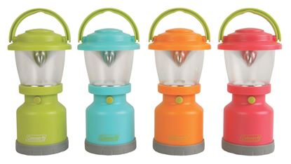 Picture of Coleman 2000025911 Kids Adventure Mini Lantern 4AA, assorted colors