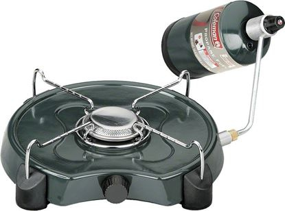 Picture of Coleman 2000020931 Propane Stove 1-Burner Low Profile PowerPack