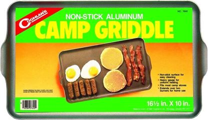 Picture of Coghlans 7640 Two-Burner Griddle Non-Stick (217232)