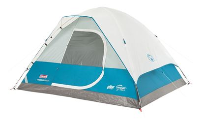 Picture of Coleman 2000018141 Tent Longs Peak Fast Pitch 4Per Dome