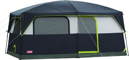 Picture of Coleman 2000008055 Cabin Tent 14X9 Signature w/LED/Fan