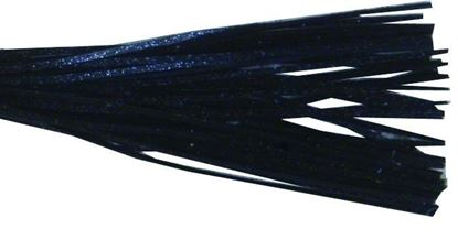 Picture of Lunker Lure 2311 Skirt, Black Metal, 3/Pack