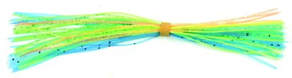 Picture of Lunker Lure 23307 Skirts, Citrus Shad