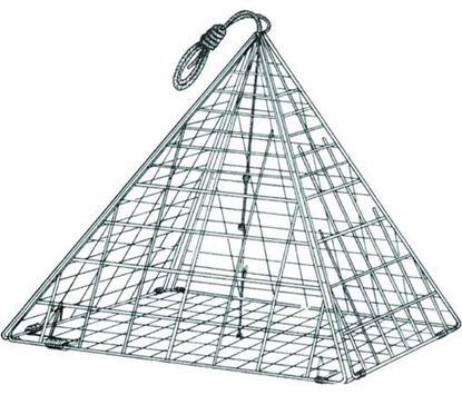 """Picture of Eagle Claw 10160-003 Star Crab Trap 16"""" x 16"""""""
