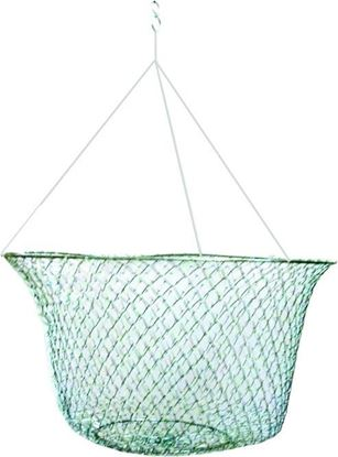 Picture of Eagle Claw 10161-009 Two-Ring Crab Net Wire Mesh